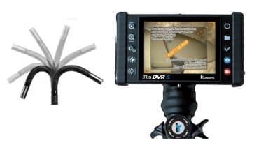 جهاز Borescope IRIS DVR 5 في عالم اختبارات NDT